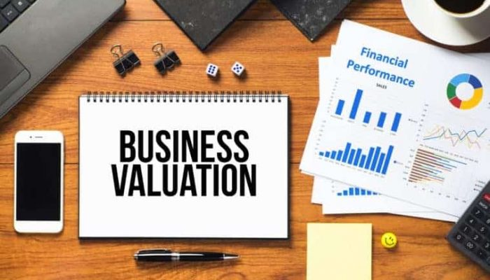 Valuing Business Graph