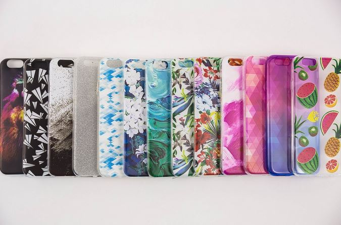 Variety of Phone Cases