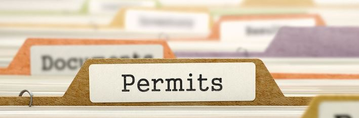 Business Permits office tab