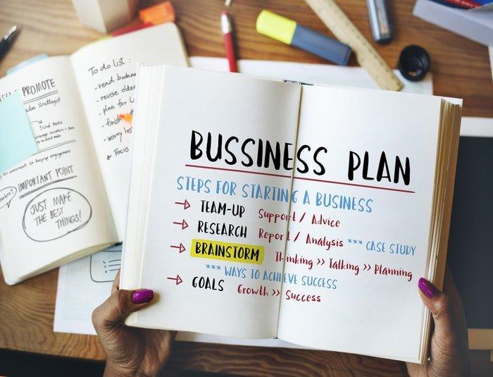 Business plan making for phone repair business