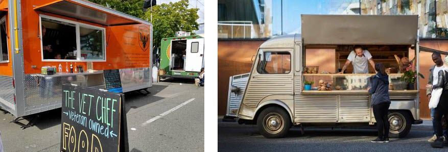 Food Trailer vs Food Truck