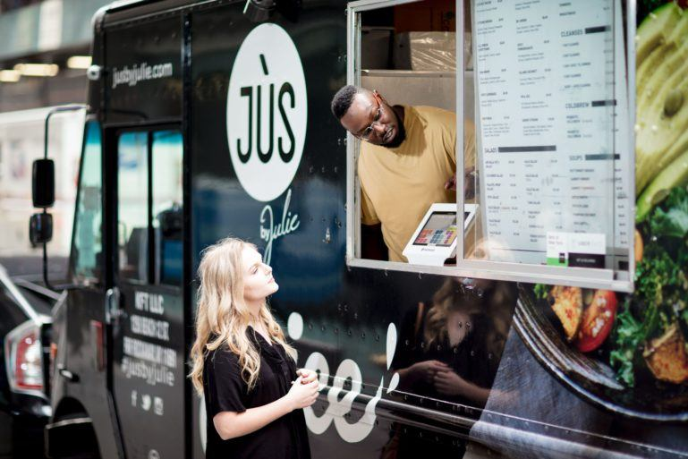 Food Truck POS System