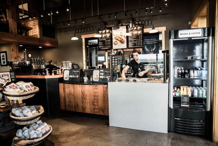 Woods Coffee Barista