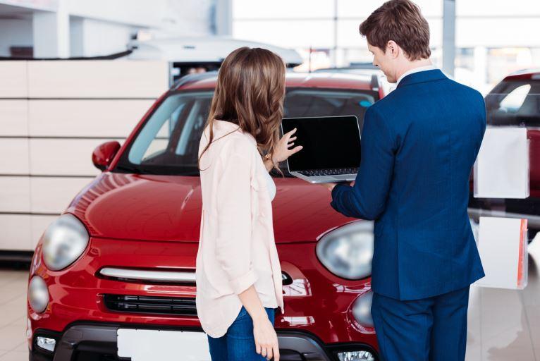 Dealership customer service