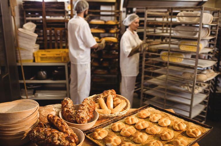 Growing bakery
