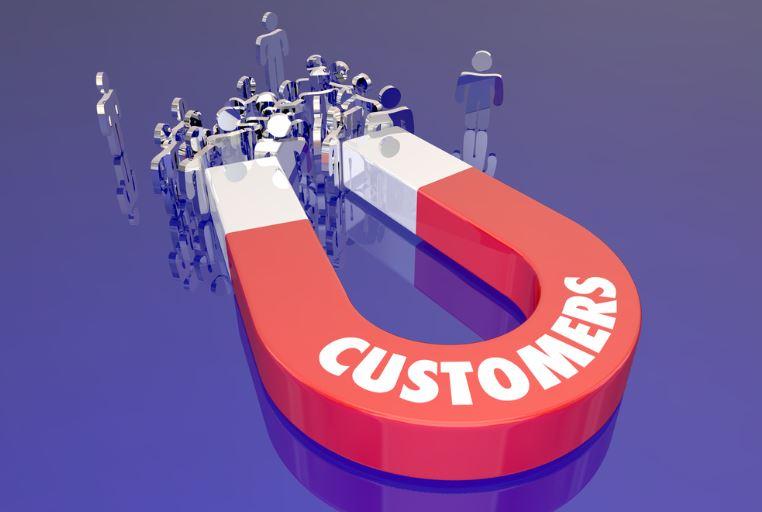 Growing customer base
