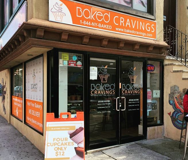 Baked Cravings Location