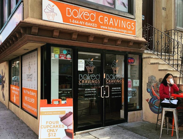 Baked Cravings shop