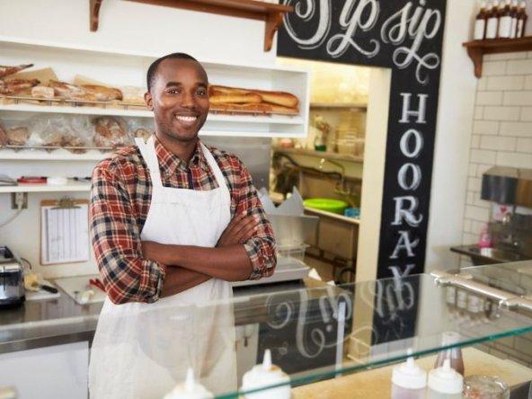 Sandwich shop owner