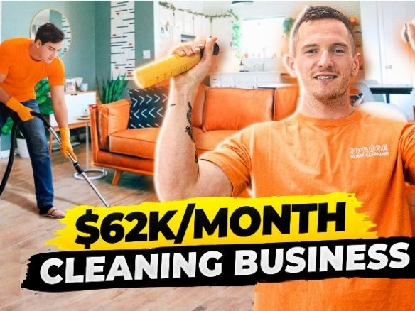 Corey Edmon's Cleaning Business