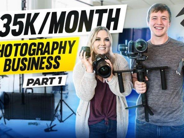 Korbins Photography Business