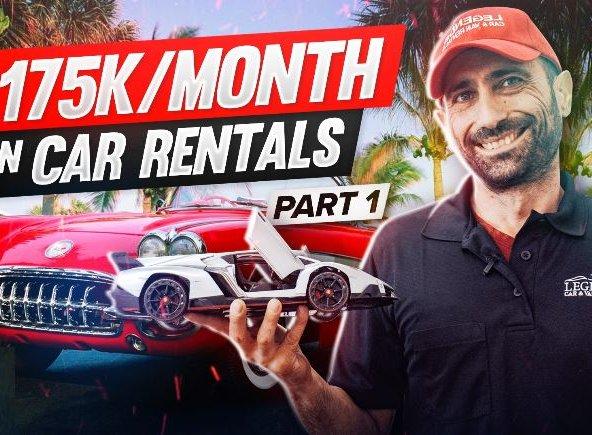Ronnie car rental business