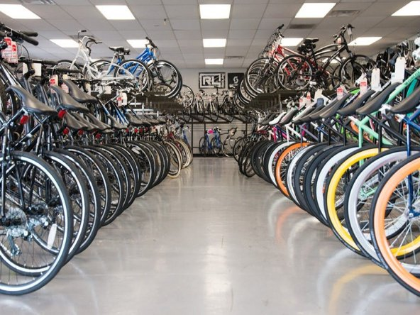 Bike shop business