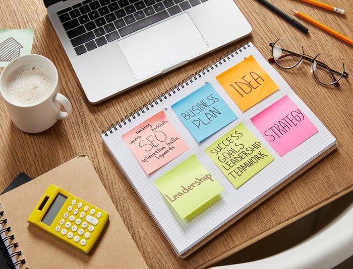 Business plannig for a success business
