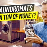 Laundromat business from inside