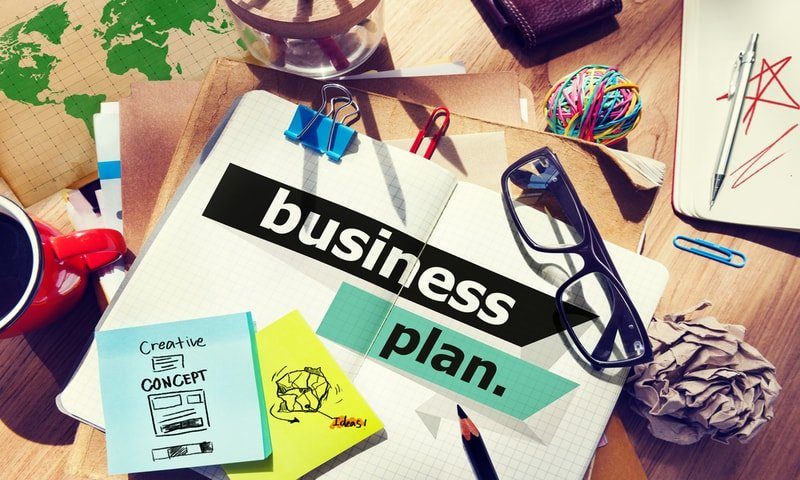 A book on how to write a business plan