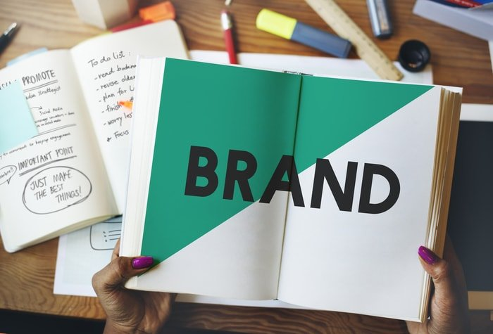 A book about choosing the right brand name for a business