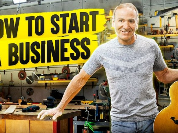Paul Akers explains how to start a business